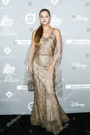 Devon Aoki attends the 4th Annual Baby2Baby Gala held at 3Labs, in Culver City, Calif