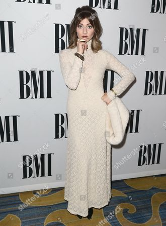 Editorial picture of 64th Annual BMI Pop Awards - Arrivals, Beverly Hills, USA