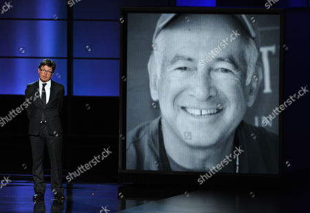 Editorial photo of 65th Primetime Emmy Awards - Show, Los Angeles, USA