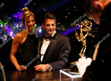 Editorial image of 68th Primetime Emmy Awards - Governors Ball Winners Circle, Los Angeles, USA