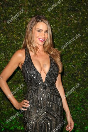 Editorial image of 71st Annual Golden Globe Awards - FOX After Party, Beverly Hills, USA