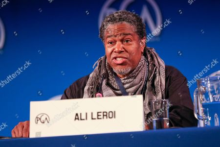 Ali LeRoi speaks at the 7th Annual Produced By Conference presented by Producers Guild of America at Paramount Pictures Studios on in Los Angeles