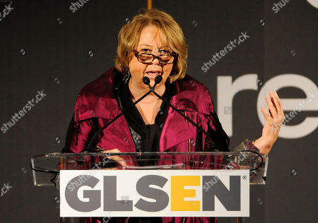 Editorial picture of 9th Annual GLSEN Respect Awards, Beverly Hills, USA