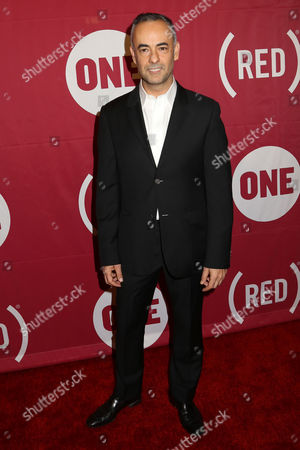 """Francisco Costa attends """"It Always Seems Impossible Until It Is Done: A Night of Music with ONE and (RED)"""", in celebration of World AIDS Day, at Carnegie Hall, in New York"""