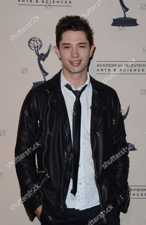 Joe Dinicol seen at Amazon Studios at the Television Academy, on in North Hollywood, CA