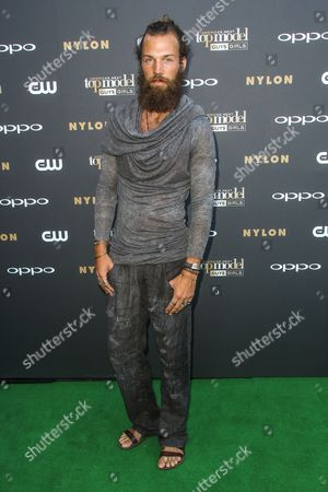 Phil Sullivan attends the 'America's Next Top Model' Cycle 22 Premiere Party at Greystone Manor on in Los Angeles