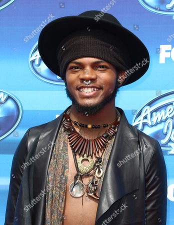 Editorial photo of American Idol XIV Finale - Arrivals, Los Angeles, USA