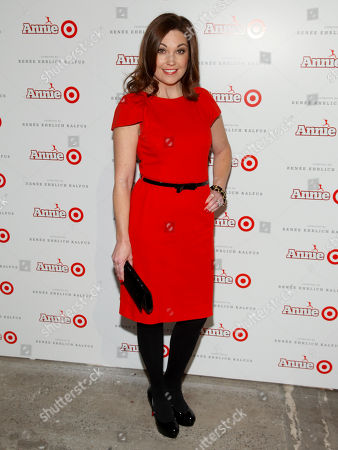 Dustee Jenkins attends the Annie For Target Launch Event at Stage 37, in New York