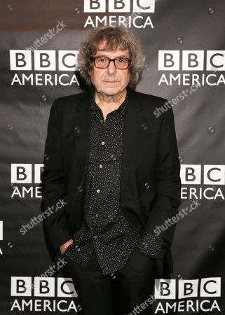 Ian La Frenais attends the BBC America TCA Party at Cafe La Boheme on in Los Angeles, California