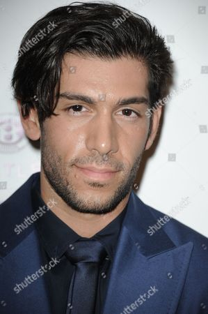 Stock Image of Mohammad Molaei arrives at the Beverly Hills Lifestyle Magazine's 5th Anniversary at the Riveria 31 Lounge on in Los Angeles