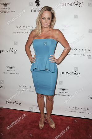 Stock Photo of Letitia Frye arrives at the Beverly Hills Lifestyle Magazine's 5th Anniversary at the Riveria 31 Lounge on in Los Angeles