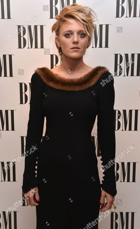 Bo Bruce at the BMI London Awards 2013, held at the Dorchester Hotel, London, on