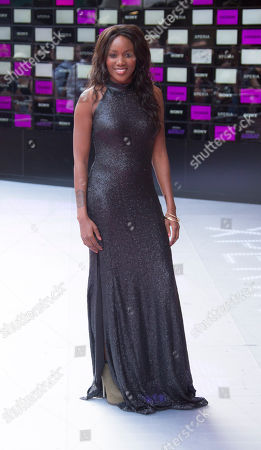 Singer Lulu James arrive at the premiere of Kasabian Summer Solstice gig, which took place last month in Leicester, at the Vue cinema in central London