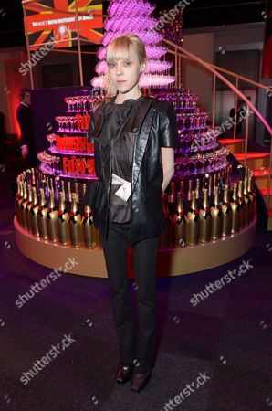 Antonia Campbell-Hughes attends the 16th Moet British Independent Film Awards held at Old Billinsgate Market,, in London