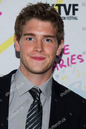 "Brendan Dooling attends ""The Carrie Diaries"" premiere on in New York"