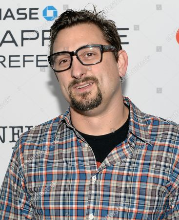 "Chef Chris Cosentino attends the ""Infinitely Polar Bear"" premiere party hosted by Chase Sapphire Preferred during the Sundance Film Festival on in Park City, Utah"