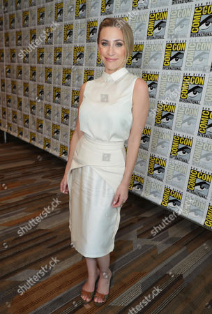 """Jessica Harmon seen at Crackle's """"Dead Rising: Endgame"""" at 2016 Comic Con, in San Diego, CA"""