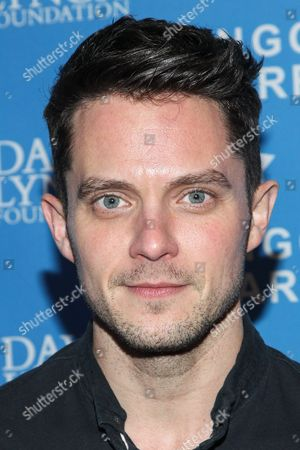"Musician Eli Lieb attends the David Lynch Foundation Honors Ringo Star ""A Lifetime of Peace & Love"" event held at the El Rey Theatre on in Los Angeles"