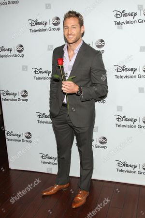 The Bachelor 'Juan Pablo Galavis' attends the Disney/ABC Winter 2014 TCA All Star Reception on in Pasadena, Calif