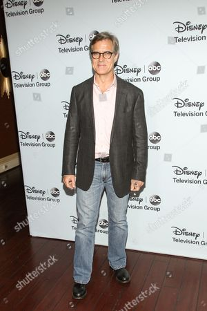 Actor Henry Czerny attends the Disney/ABC Winter 2014 TCA All Star Reception on in Pasadena, Calif