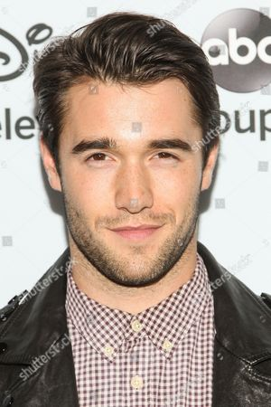 Actor Joshua Bowman attends the Disney/ABC Winter 2014 TCA All Star Reception on in Pasadena, Calif