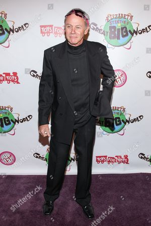 Actor Tristan Rogers arrives at Elizabeth Stanton's 18th birthday benefiting Toys for Tots at Belasco Theatre on in Los Angeles