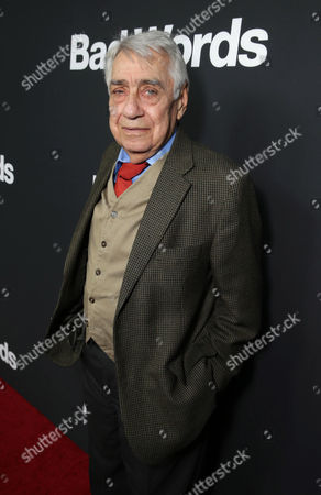 Philip Baker Hall seen at Focus Features 'Bad Words' Los Angeles Premiere, on Wednesday, March, 5, 2014 in Los Angeles
