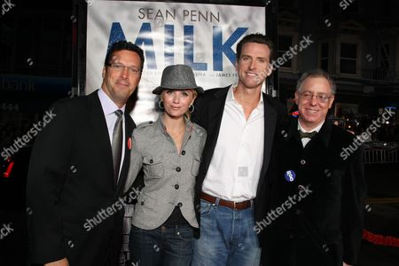 Editorial picture of Focus Features World Premiere of 'MILK', San Francisco, USA