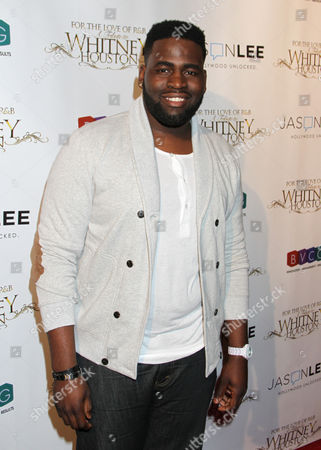 Stock Picture of Trevin Hunte attends For the Love of R&B - A Tribute to Whitney Houston at Tru Hollywood, in Los Angeles