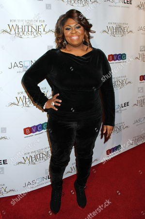 Kim Burrell attends For the Love of R&B - A Tribute to Whitney Houston at Tru Hollywood, in Los Angeles