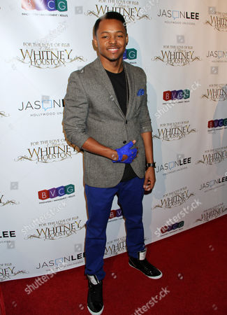 Stock Photo of DJ B. Hen attends For the Love of R&B - A Tribute to Whitney Houston at Tru Hollywood, in Los Angeles