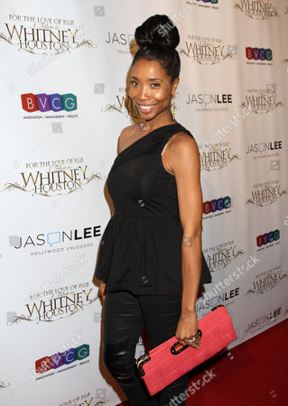 Kita Williams attends For the Love of R&B - A Tribute to Whitney Houston at Tru Hollywood, in Los Angeles