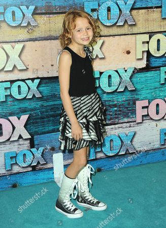 Maggie Elizabeth Jones attends the FOX All-Star Party, in West Hollywood, Calif