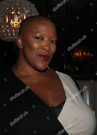 Frenchie Davis attends Girlfriend Confidential LA Premiere Episode Party at Xen Lounge, in Studio City, California