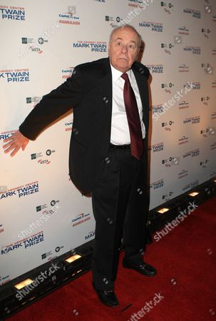Stock Image of Tim Conway arrives at 16th Annual Mark Twain Prize presented to Carol Burnett at the Kennedy Center on in Washington, D.C