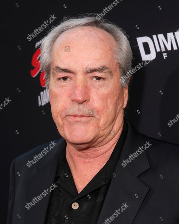 """Powers Boothe attends the Los Angeles premiere of """"Sin City: A Dame To Kill For"""" at the TCL Chinese Theatre on in Los Angeles"""