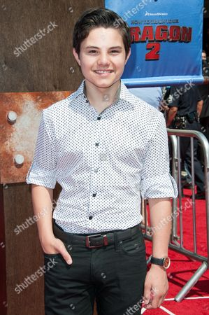 "Editorial photo of LA Premiere of ""How To Train Your Dragon 2"" - Arrivals, Los Angeles, USA"