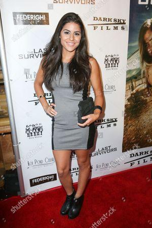 "Editorial image of LA Premiere of ""The Last Survivors"", Los Angeles, USA"