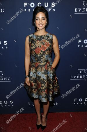 """Editorial picture of LA Premiere Of """"The Theory Of Everything"""" - Arrivals, Beverly Hills, USA"""