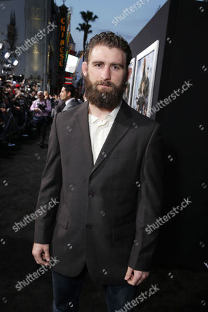 """Brett Cooper at the LA Premiere of """"G.I. Joe: Retaliation"""" held at the TCL Chinese Theatre on in Los Angeles"""