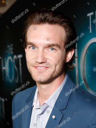 """Lee Hardee arrives at the LA premiere of """"The Host"""" at the ArcLight Hollywood on in Los Angeles"""