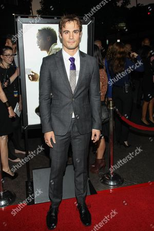 """Actor Gregory Michael arrives at the special screening of """"12 Years A Slave"""" at the Directors Guild of America on in West Hollywood, Calif"""