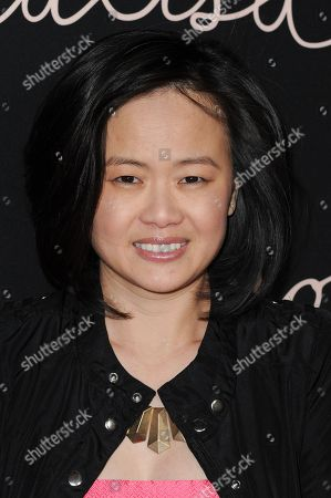 "Producer Rosa Tran attends a special screening of ""Anomalisa"" held at Grauman's Egyptian Theatre on Monday, Dec.14, 2015, in Los Angeles"