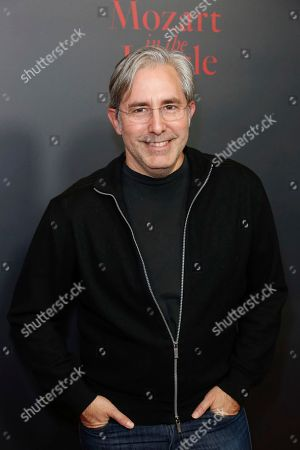 """Paul Weitz arrives at the LA Special Screening of """"Mozart in the Jungle"""" at The Grove, in Los Angeles"""