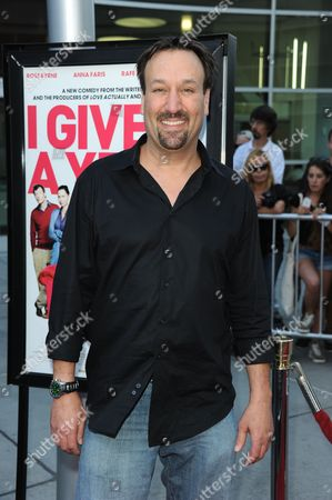 """Gabriel Jarret arrives at a special screening for """"I Give It A Year"""" at the ArcLight Hollywood on in Los Angeles"""