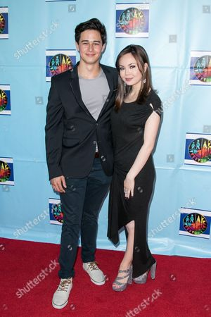 Editorial picture of Let's Celebrate! District Wide Arts Festival - Arrivals, Beverly Hills, USA
