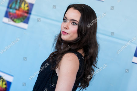 Freya Tingley arrives at the Let's Celebrate! District Wide Arts Festival held at The Academy of Motion Pictures Arts & Sciences, in Beverly Hills, Calif