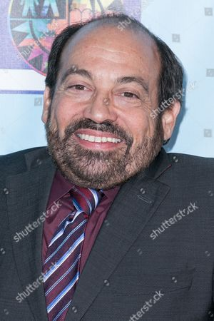 Danny Woodburn arrives at the Let's Celebrate! District Wide Arts Festival held at The Academy of Motion Pictures Arts & Sciences, in Beverly Hills, Calif