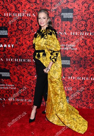 Net-A-Porter Group co-founder Carmen Busquets attends the Lincoln Center Corporate Fund Gala honoring Carolina Herrera at Alice Tully Hall, in New York