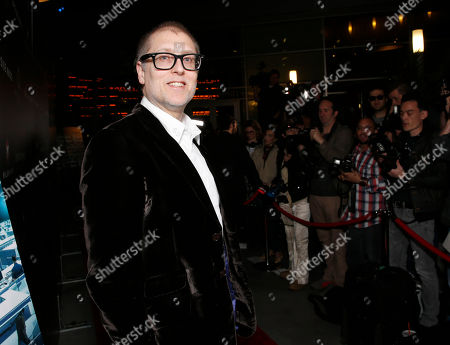 Director Juan Solanas attends Millennium Entertainment's Upside Down Los Angeles Premiere hosted by Quintessentially at Arclight Hollywood on in Los Angeles
